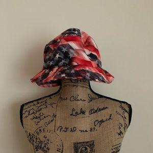 American Flag Bucket Hat 🇺🇸